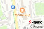 Схема проезда до компании Банкомат, Газпромбанк в Южно-Сахалинске