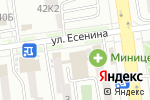 Схема проезда до компании Международные образовательные программы в Южно-Сахалинске