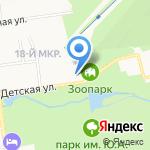 EMS-Shop на карте Южно-Сахалинска