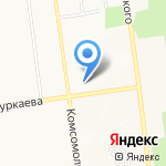 Samsung на карте Южно-Сахалинска