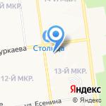 Эра Логистики на карте Южно-Сахалинска