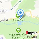 Лодочная станция на карте Южно-Сахалинска