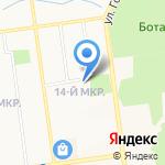 МРТ Эксперт на карте Южно-Сахалинска