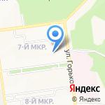 Сахалин Экспресс Сервис на карте Южно-Сахалинска