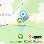 Саплайер на карте Южно-Сахалинска
