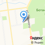 Управление Россельхознадзора по Приморскому краю и Сахалинской области на карте Южно-Сахалинска
