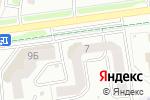 Схема проезда до компании Отличник в Южно-Сахалинске
