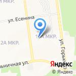 Доктор Плюс на карте Южно-Сахалинска