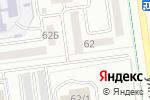Схема проезда до компании TRENDY в Южно-Сахалинске