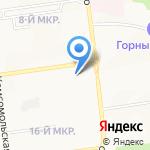 Сахалинский Центр Сертификации на карте Южно-Сахалинска