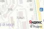 Схема проезда до компании Rose-House 2 в Южно-Сахалинске