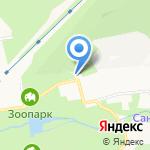 Старый друг на карте Южно-Сахалинска