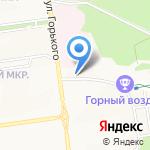 Ваш Доктор на карте Южно-Сахалинска