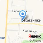 Искорка на карте Южно-Сахалинска