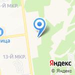 Сахалинская областная федерация спортивной гимнастики на карте Южно-Сахалинска