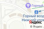Схема проезда до компании Спортивная в Южно-Сахалинске