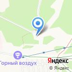 Цитадель на карте Южно-Сахалинска