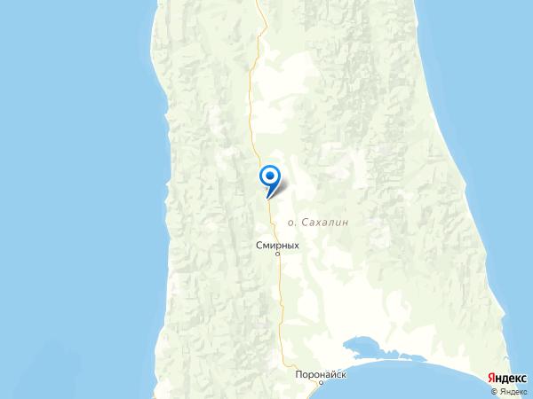 село Рощино на карте