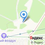 Динамо на карте Южно-Сахалинска