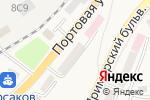 Схема проезда до компании Антарес в Корсакове
