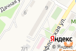 Схема проезда до компании Обелискъ+ в Корсакове