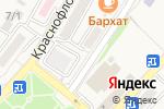Схема проезда до компании Три Поросенка в Корсакове