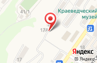 Схема проезда до компании Муссон в Корсакове