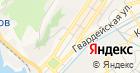 Маяк-Тур на карте