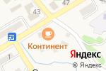 Схема проезда до компании Бульгоги-Бан Континент в Корсакове