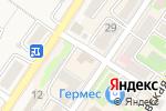 Схема проезда до компании Какаду в Корсакове