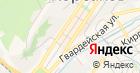Копировальный центр на Корсаковской на карте