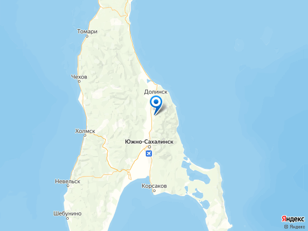 село Старорусское на карте