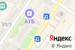 Схема проезда до компании Ева в Корсакове