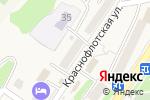 Схема проезда до компании Эксперт в Корсакове