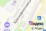 Схема проезда до компании Счастье в Корсакове