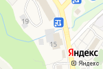 Схема проезда до компании Астарта в Корсакове
