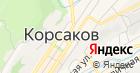 ДЮСШ Корсаковского городского округа Сахалинской области на карте