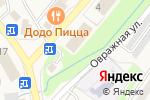 Схема проезда до компании Мясной двор в Корсакове
