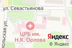 Схема проезда до компании Долинская центральная районная больница им. Н.К. Орлова, ГБУЗ в Долинске