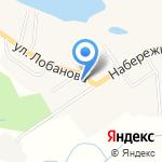 Рыболовецкий колхоз им. Котовского на карте Южно-Сахалинска