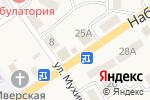 Схема проезда до компании Ирина в Стародубском