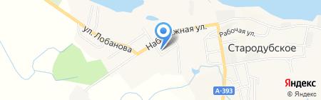Фармация на карте Стародубского