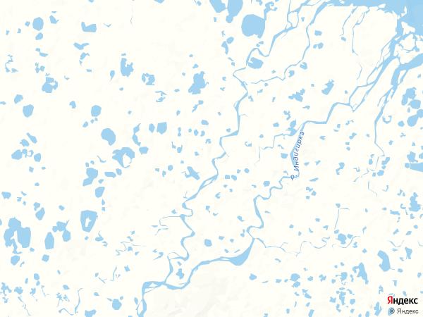 село Русское Устье на карте