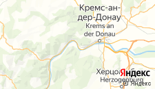 Отели города Дюрнштайн на карте
