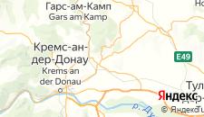 Отели города Штрасс на карте