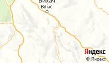 Гостиницы города Донье-Лохово на карте