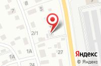 Схема проезда до компании КухниАрт в Боголюбово