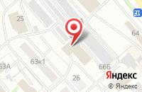 Схема проезда до компании Ростелеком в Черепаново