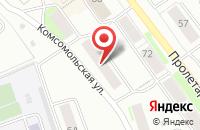 Схема проезда до компании Прощальный дом в Черепаново