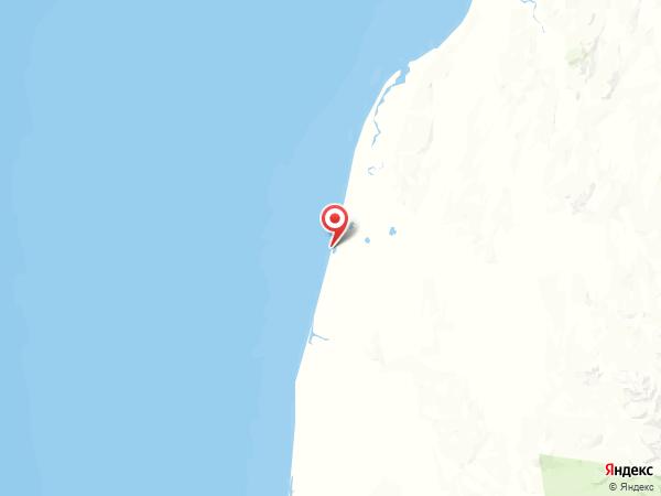 поселок Рыбная База №4 на карте